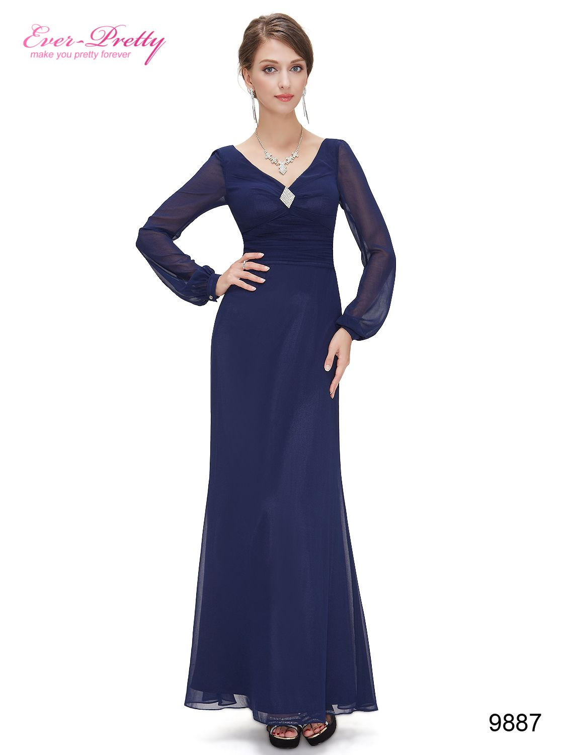 Engrossing Dresses Resort Party Dresses Sheer Long Sleeve Ruched Waist Diamante Long Evening Dress Ever Dresses Ebay Ever Dresses Size 18 wedding dress Ever Pretty Dresses