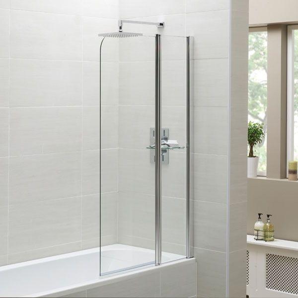Modernes Beste Moderne Badezimmer Design Ideen Stil: Duschwand Für Badewanne Sorgt Für Mehr Stil Und Komfort