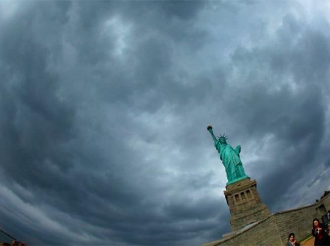 Estatua de la Libertad, EUA