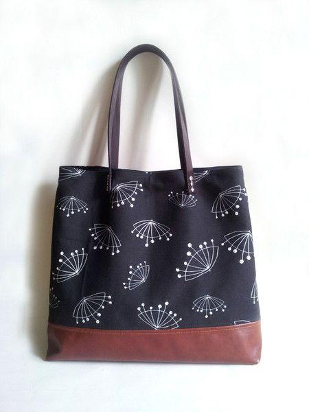 Schultertaschen - BETTIE Handtasche Fifties 50´s Retro - ein Designerstück von zwoelfte-koje-links bei DaWanda