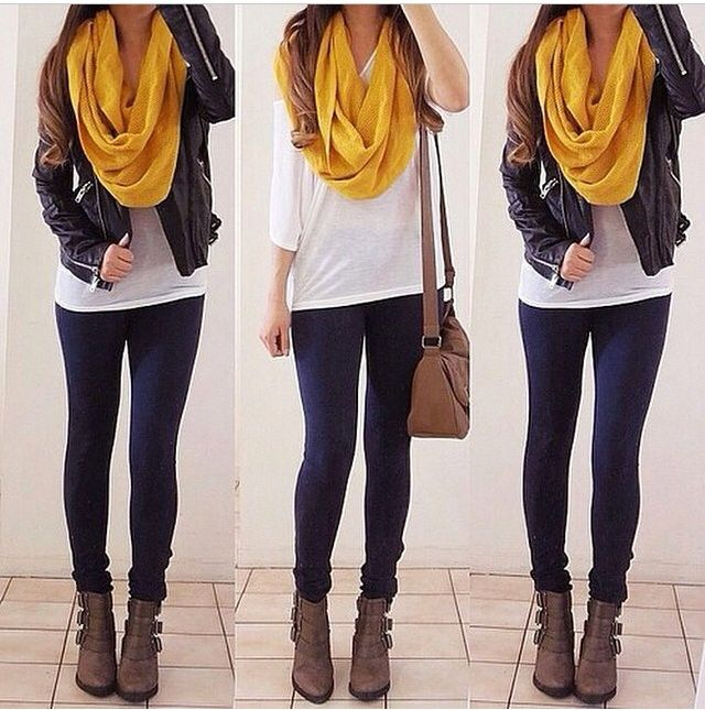 black leggings with brown ankle boots wwwimgkidcom