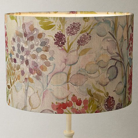 Buy Voyage Hedgerow Lampshade Online at johnlewis.com | lamps ...
