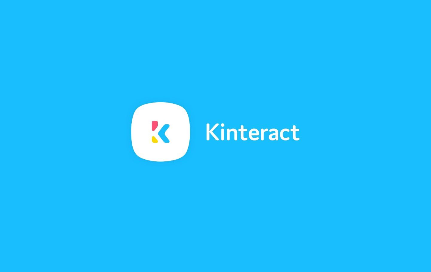 """Check out this @Behance project: """"Kinteract - Rebrand"""" https://www.behance.net/gallery/52023627/Kinteract-Rebrand"""