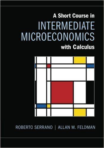 A short course in intermediate microeconomics with calculus / Roberto Serrano, Allan M. Feldman
