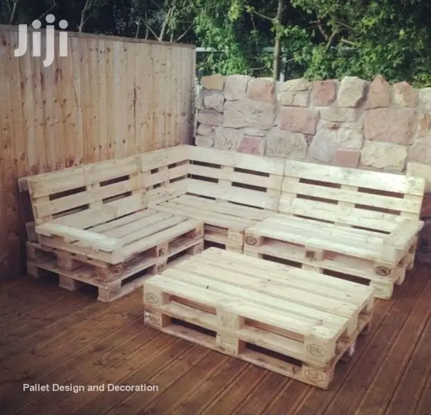 Pallets Coffee Tables In Ruiru Building Materials Wycliffe Otieno Jiji Co Ke For Sale In Ke Pallet Decor Pallet Furniture Outdoor Pallet Furniture Designs