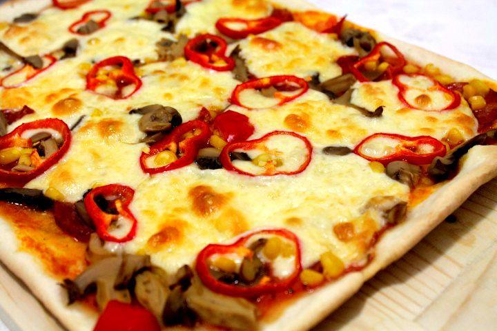 Reteta Pizza De Casa Recipe Food Cooking Pizza Food And Drink