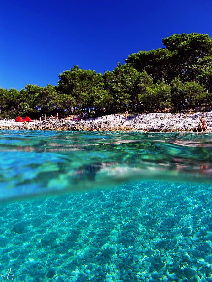 "Beautiful Croatian Adriatic by Aleksandar Gospić Photography called ""Best of both worlds"""