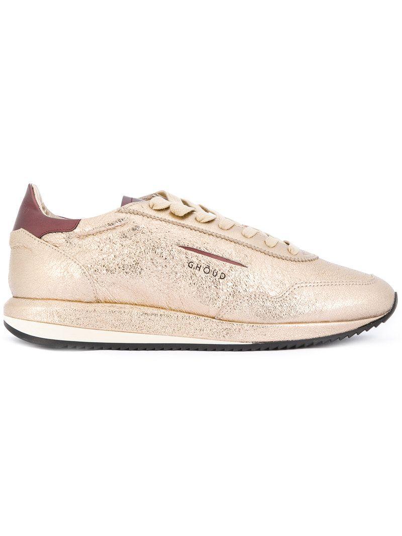 lace-up sneakers - Metallic Ghoud jIbQk