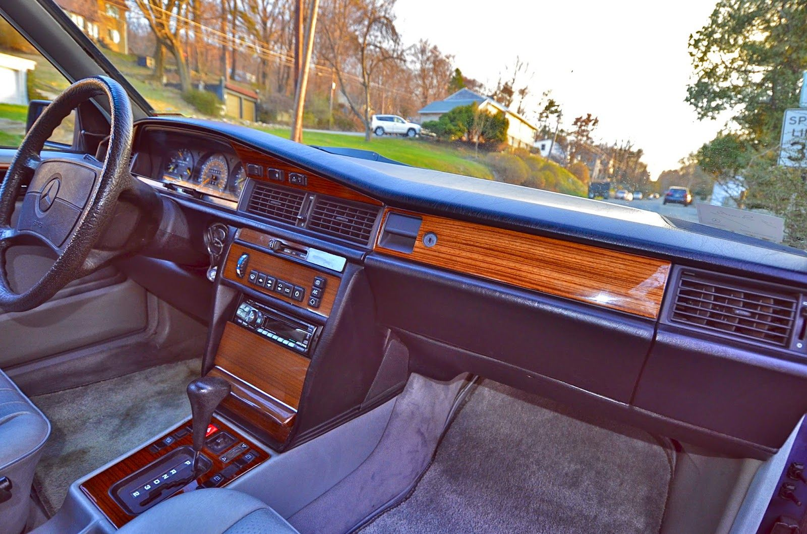 TheClassicCarFactory com : Zebrano Wood Dash Kits For Sale