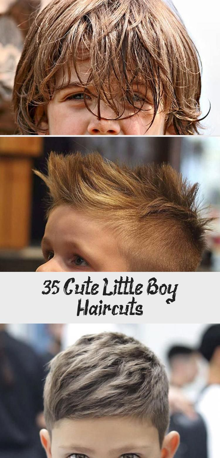 35 Cute Little Boy Haircuts in 2020 (With images) | Short hair for boys, Boy hairstyles, Little ...