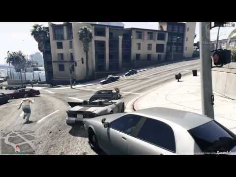 GTA 5 PC - LSPD First Response Mod - Mod Showcase | GTA