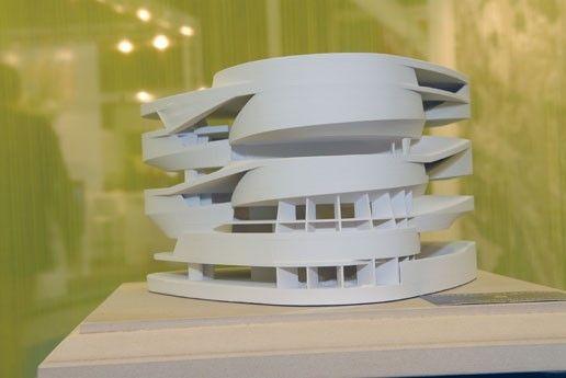 Bouwkundigen en architecten printen hun maquette in 3D - architectenweb.nl