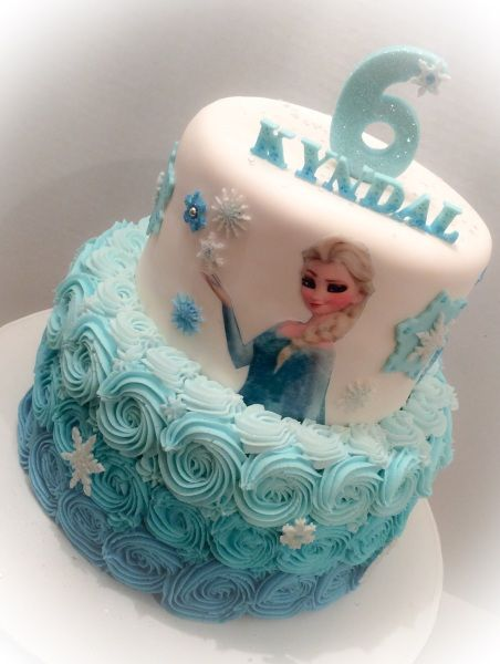 Frozen 2 With Images Frozen Birthday Party Cake Frozen