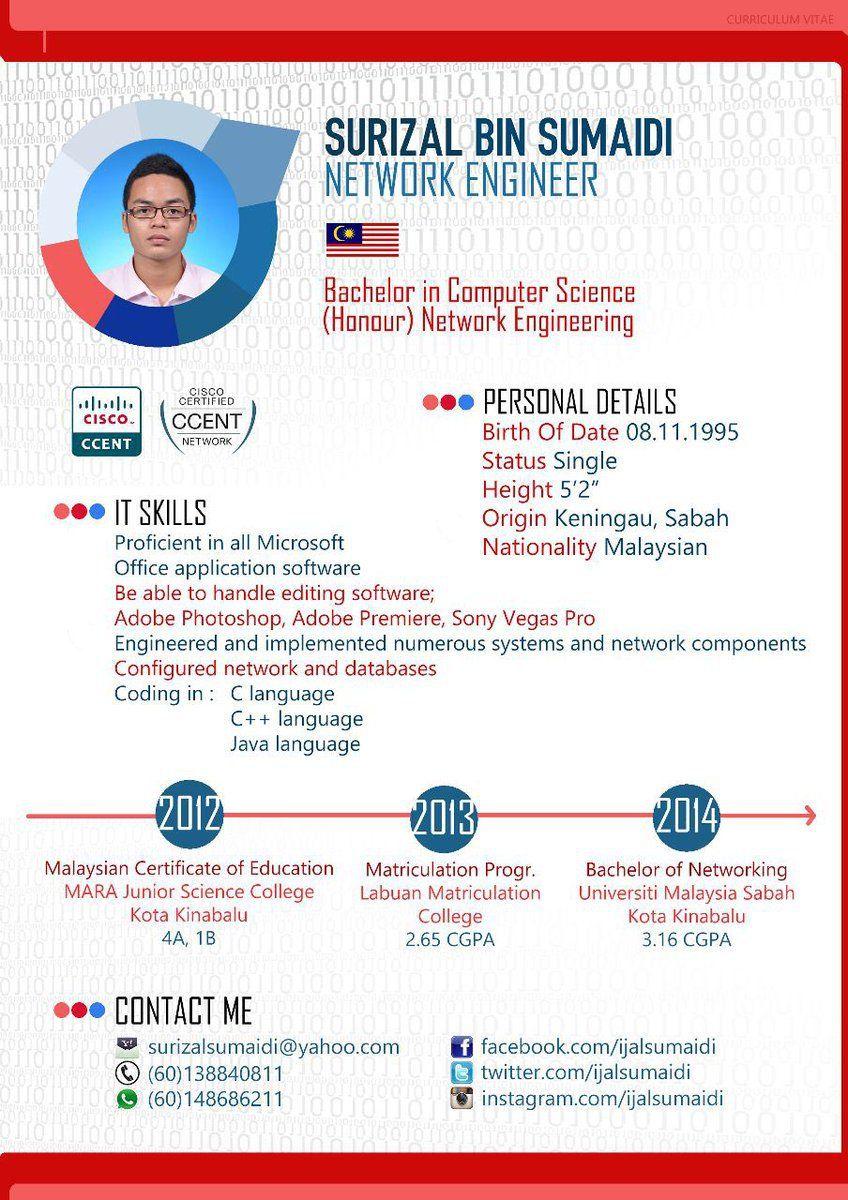 contoh resume kerja yang terbaik best resumes curiculum vitae resume koleksi contoh resume lengkap terbaik dan - Contoh Resume Computer Science