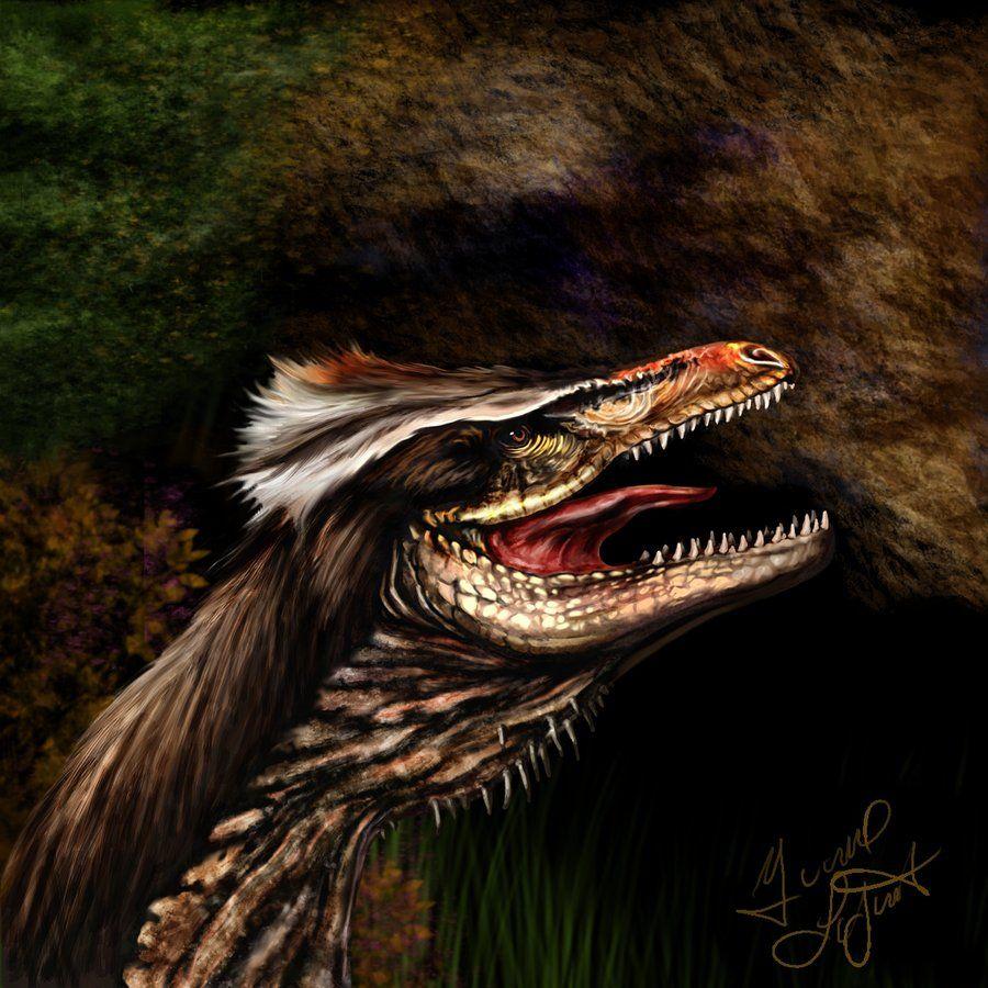 Raptor by Shaytan666.deviantart.com on @DeviantArt