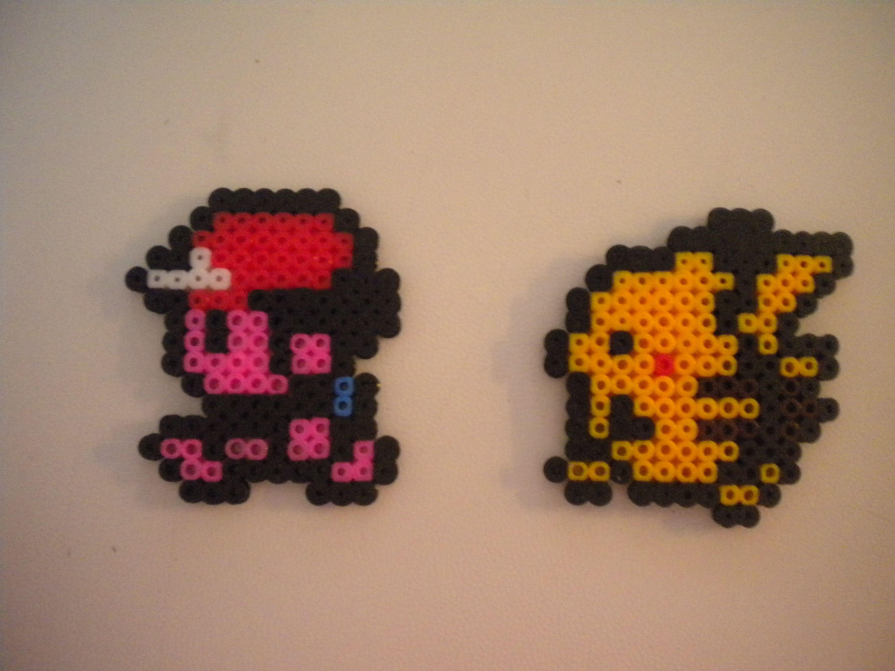 Ash & Pikachu C: