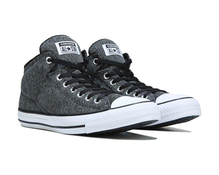 Converse Chuck Taylor All Star High Street High Top Sneaker Black Mason  White 663b062f5