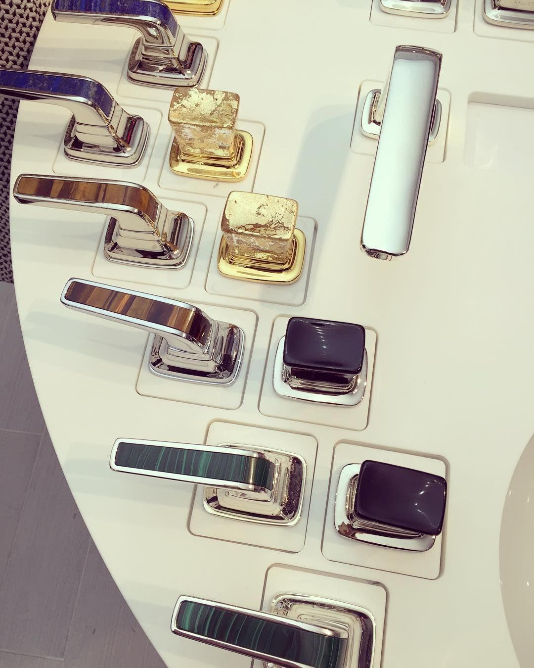 Jewelry for the Bathroom by Kallista: Lapis, Tiger\'s Eye ...