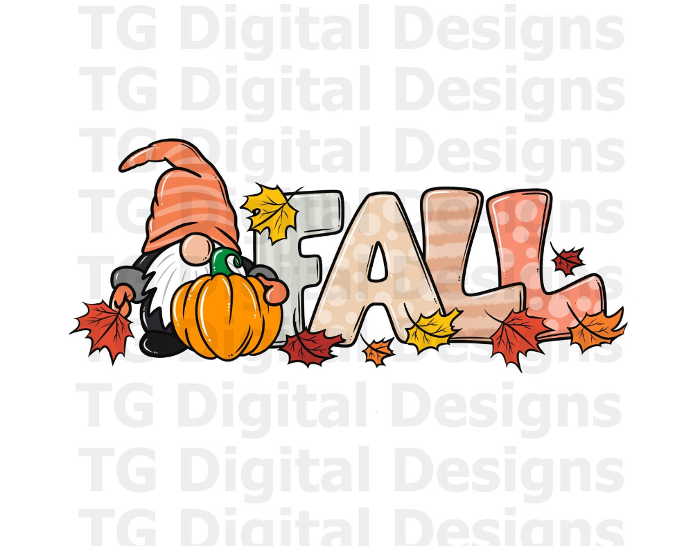 Fall Png Fall Gnome Png Printable Gnome Fall Sublimation Gnome Clipart Fall Shirt Design Fall Files Sublimate Designs Download Gnomes Gnomes Crafts Free Fall Printables