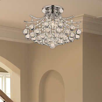 lighting by pecaso contour flush mount