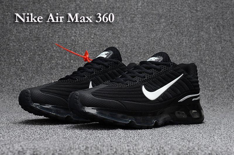 Nike Air Max 360 KUP black https://sweetengineerfan.tumblr.com