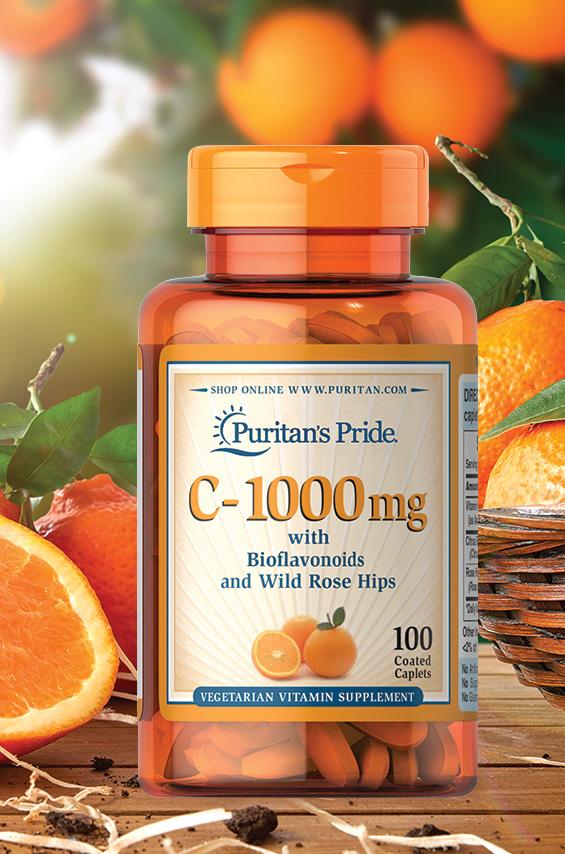vitamin c puritan