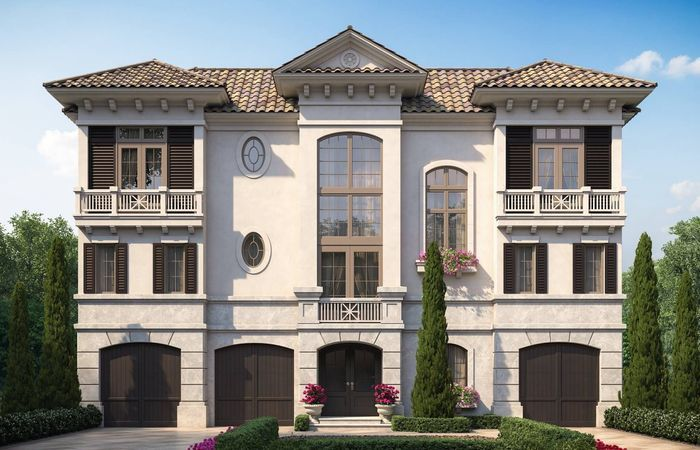 Individual House Elevation P L Plan Andhra Pradesh Style Ranch Elevations Drawings Modern Plans Craftsman Beautiful Front Houses American Contemporary Tradition