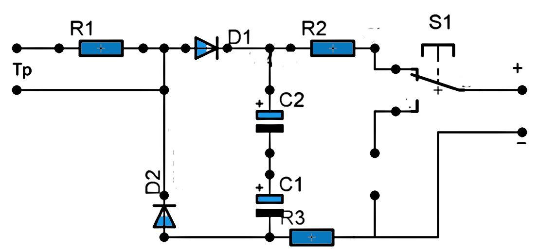 capacitor leakage circuit tester