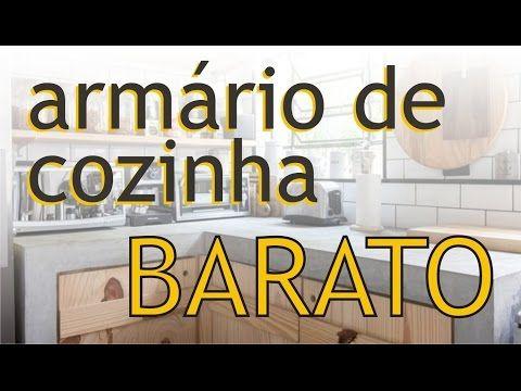 Como Fazer Armario De Cozinha Balcao Da Pia Rebeca Salvador