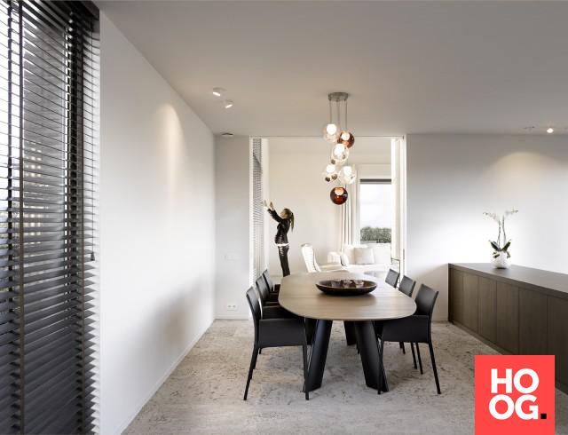 Inspiratie woonkamers met luxe meubels | eetkamer design | dining ...