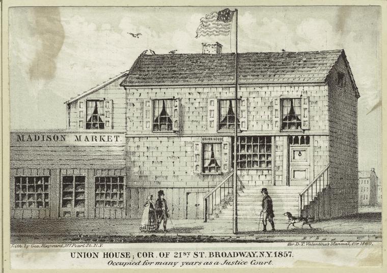 New York City Houses 1800s