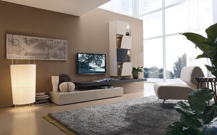 Come arredare il soggiorno con il color tortora le idee for Arredamento idee da copiare
