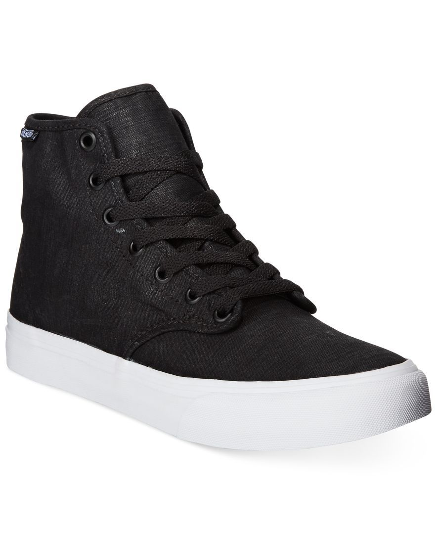G by GUESS Women's Majestey Wedge High Top Sneakers Finish