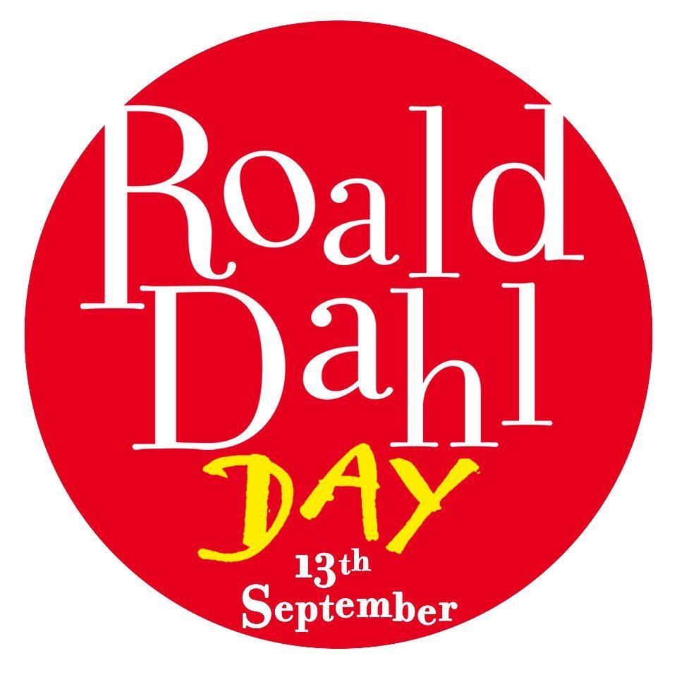 Adventures at Home: Roald Dahl Day