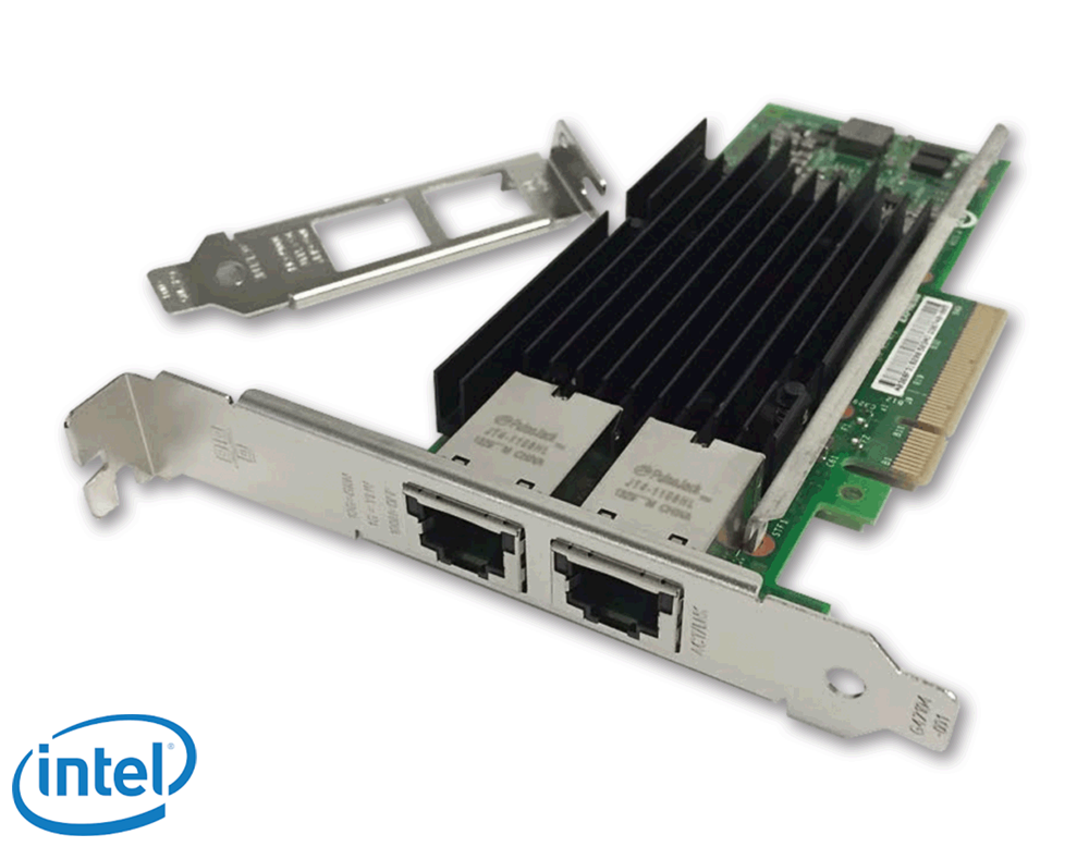 Intel X540-T2 Dual Port 10GbE Server Adapter | Networking