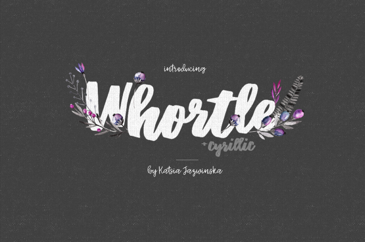 Bold, freeflowing and confident, Whortle is guaranteed to