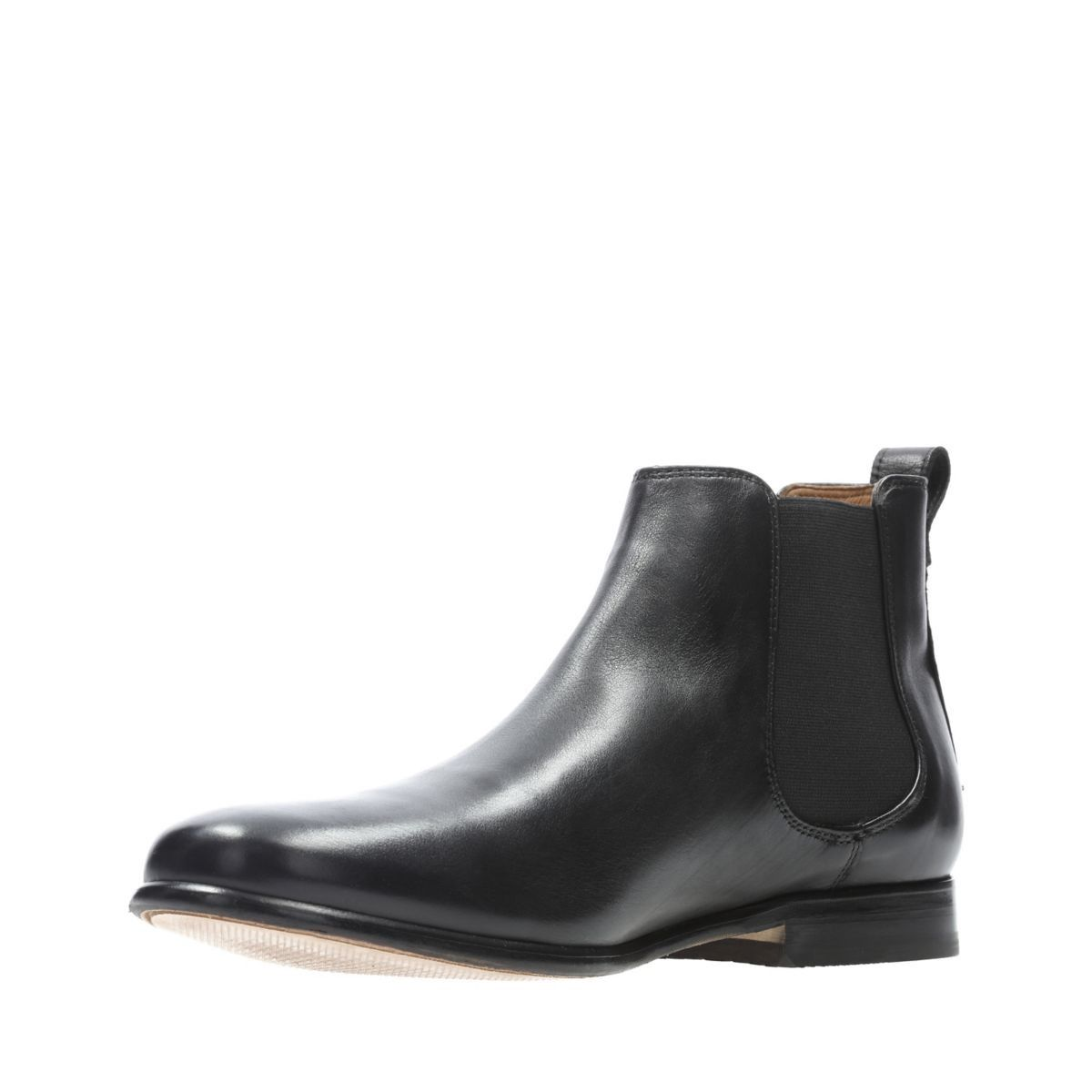 clarks form chelsea mens boots black leather 10 5 products  clarks form chelsea mens boots black leather 10 5