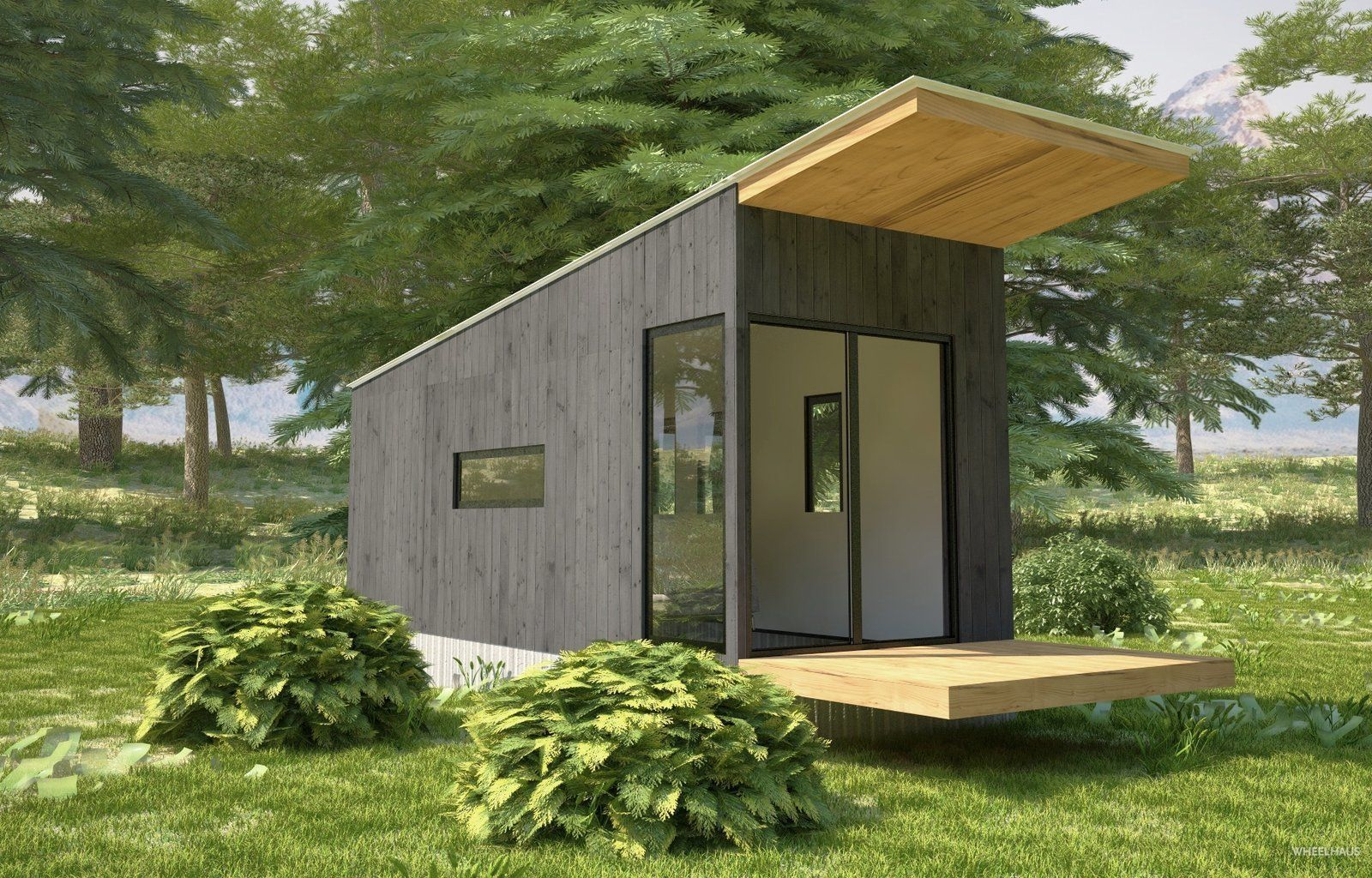 These Customizable Modular Homes Can Make Your Tiny House Dreams
