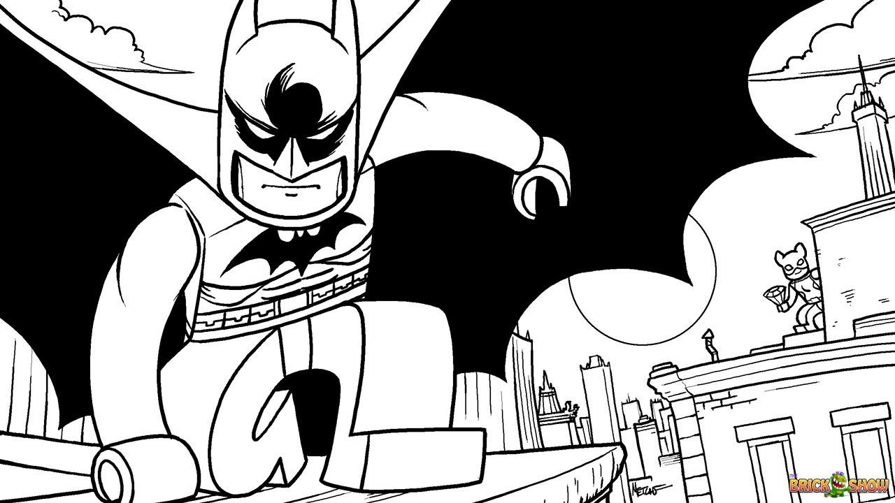 batman color page cartoon characters coloring pages color plate