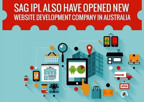 Sag Ipl Also Have Opened New Website Development Company In Australia Website Development Company Internet Marketing Agency Digital Marketing Company