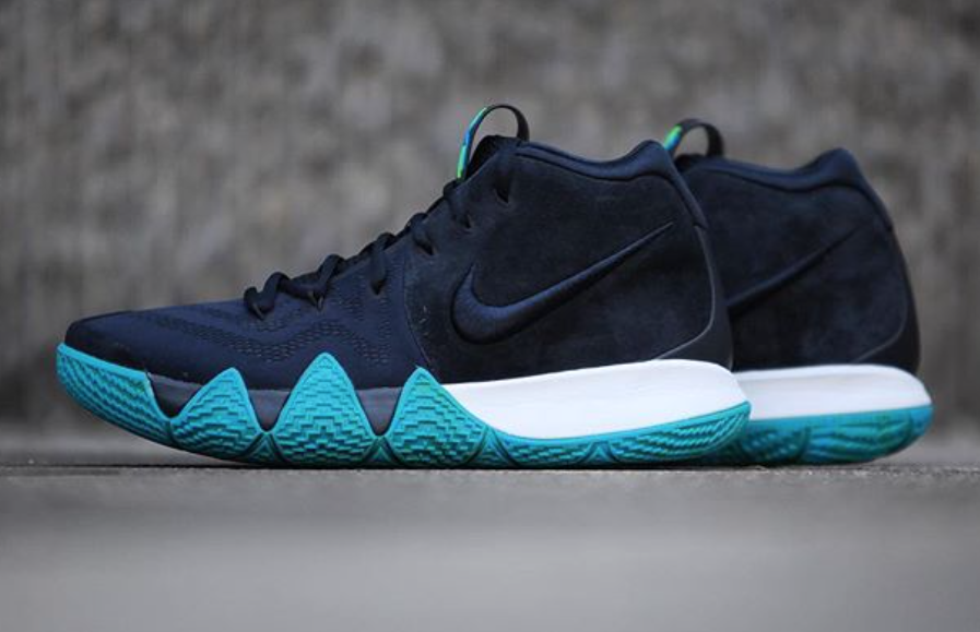 Nike Kyrie 4 Obsidian Releasing This Weekend  7e65ff761