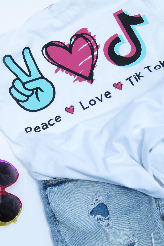 Park Art My WordPress Blog_Tiktok Birthday Shirt For Boy