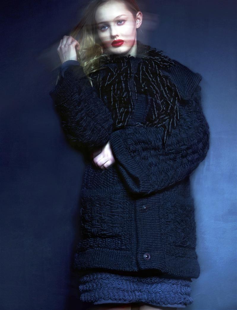 Motohiro Tanji- 2012-13 AW, knitwear