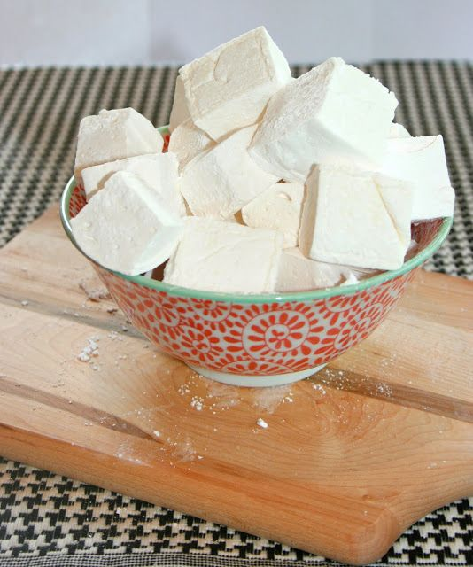 Krissy's Creations: Homemade Marshmallows