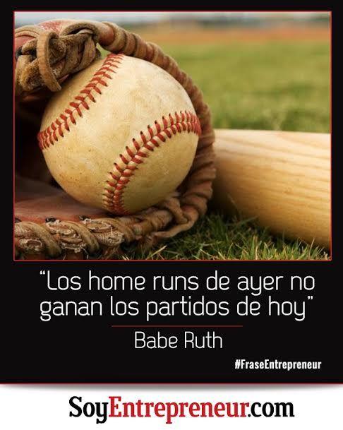 Citas De Citas De Beisbol Y Softball El Medico