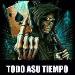 Imagenes De La Santa Muerte Con Frases Chidas 3 Santa Muerte