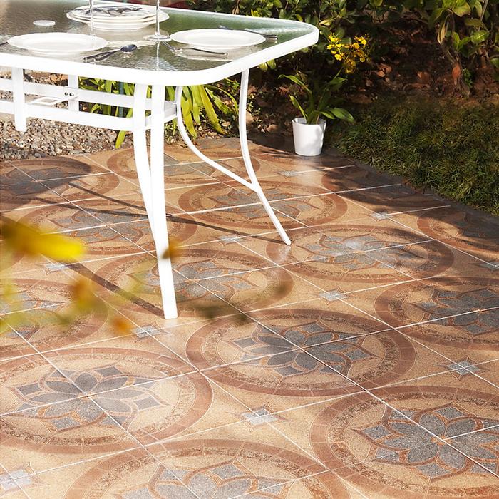 Atr vete a innovar en tus pisos utilizando cer micas con for Sodimac terrazas