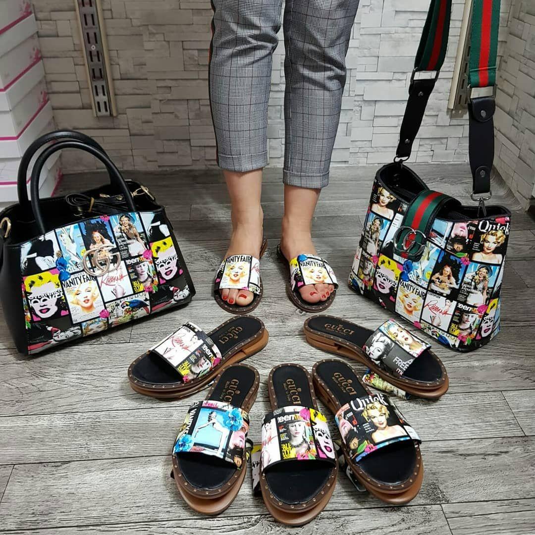 56cfa7c5aeedc 👜130 TL 👡80 TL #ayakkabı #shoes #kadinayakkabi #bayanayakkabi ...