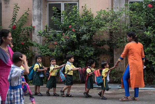 0dd134f8f1ac What The First Day Of School Looks Like Around The World   Children ...