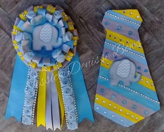 Baby Shower    tema elefantes  Facebook: Jessica Denisse Bows  WhatsApp: (664)345-03-95  ( para pedidos)